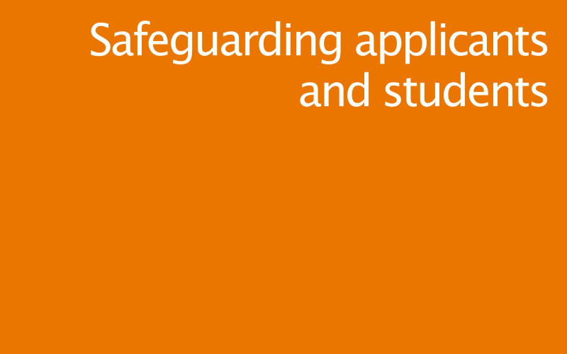 Link to safeguarding policy