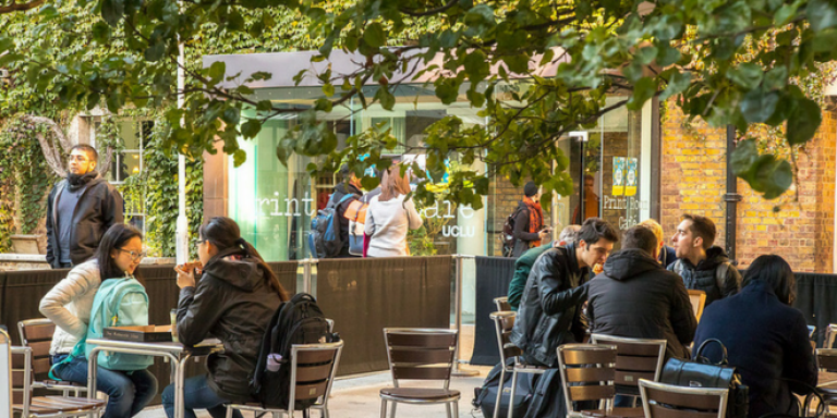 Where To Eat And Drink Around Campus Students Ucl