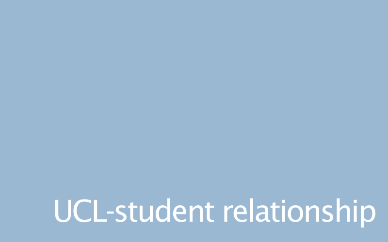 Link to UCL-student relationship