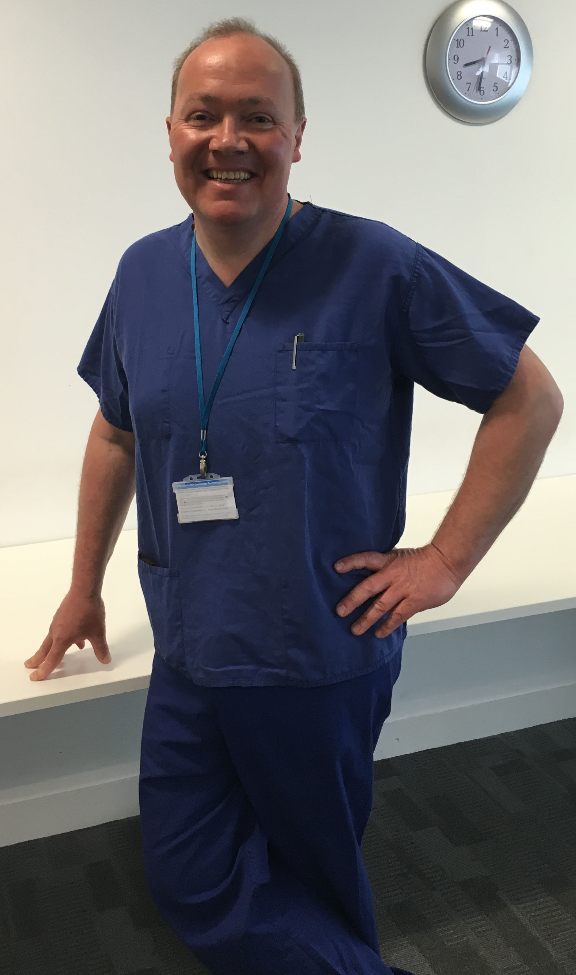 Mr John Skinner promoted to Professor | UCL Division of Surgery and