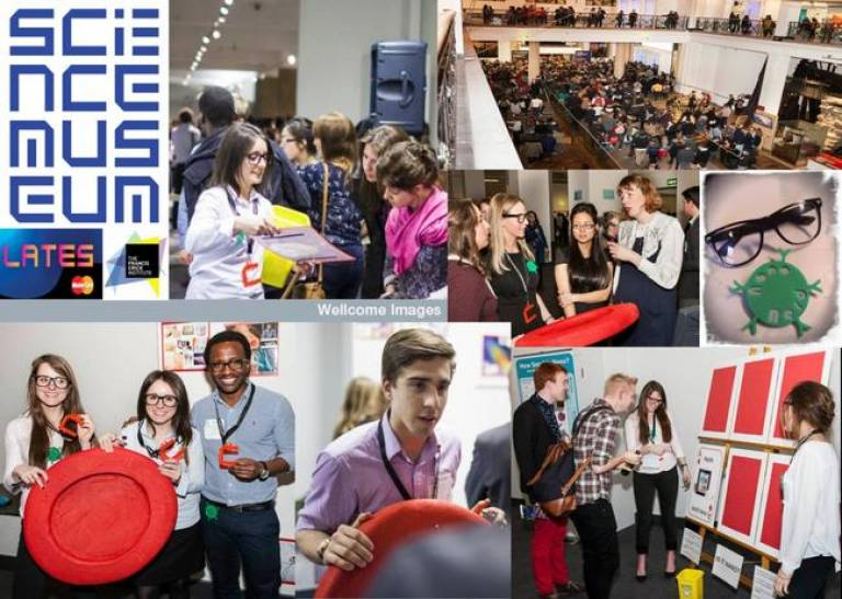 UCL at Science Museum Lates