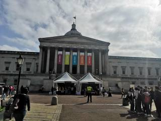 UCL dressed for open day