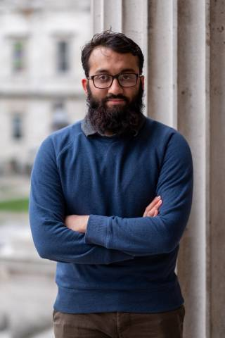 Mohammed Islam at UCL