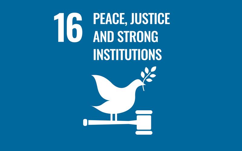 SDG Goal16