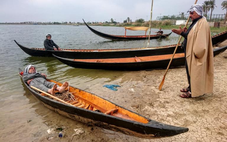 SDG Case study G11.4 Nahrein Boat