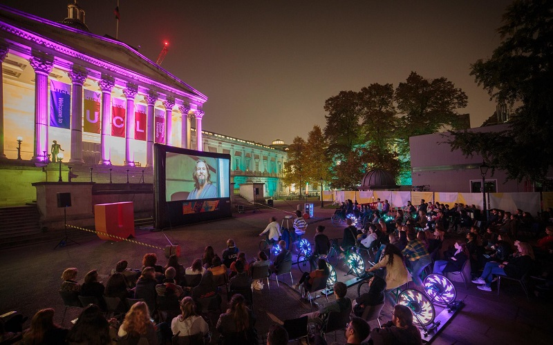 Image of Bike Power Cinema