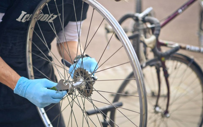 Image of Free Cycle Maintenance