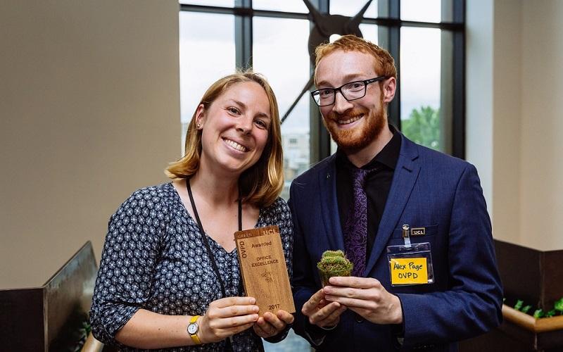 ucl Sustainability Awards