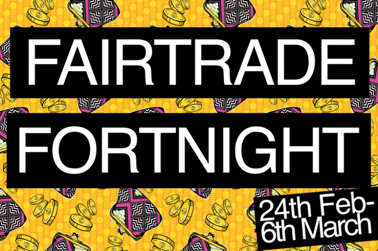 Fairtrade Fortnight Poster