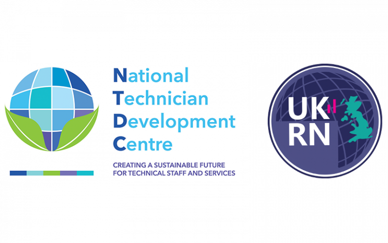 NTDC and UKRN Logos