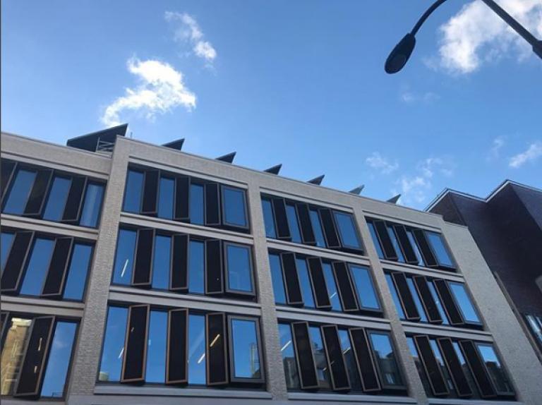 New student centre