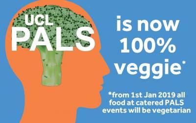 PALS goes veggie