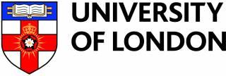 Logo of University of London