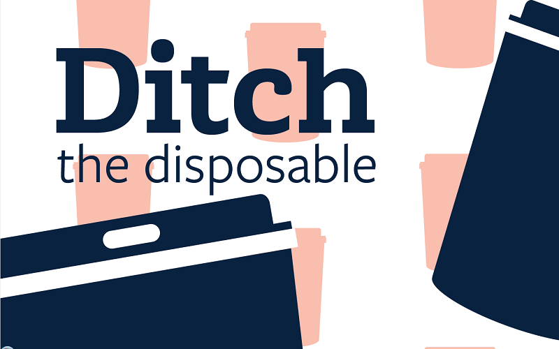 Ditch the Disposable teaser
