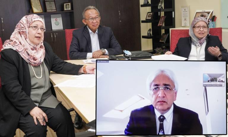 MSAF-winner-2020 Mahathir Science Award Sir Alimuddin Zumla