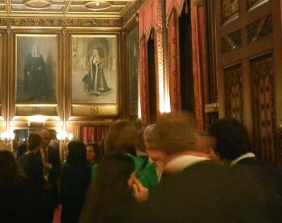 Portraits at the House of Commons