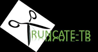 TRUNCATE TB logo