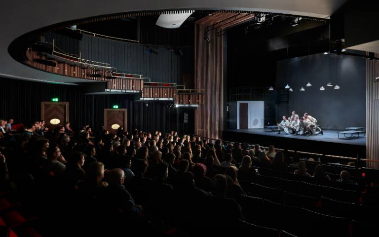 UCL Bloomsbury Theatre © Nicholas Hare Architects LLP /alanwilliamsphotography.com
