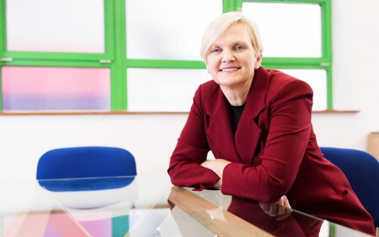 Nora Colton, Pro-Vice Provost for postgraduate education