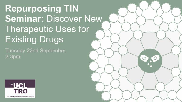 Repurposing TIN Seminar banner