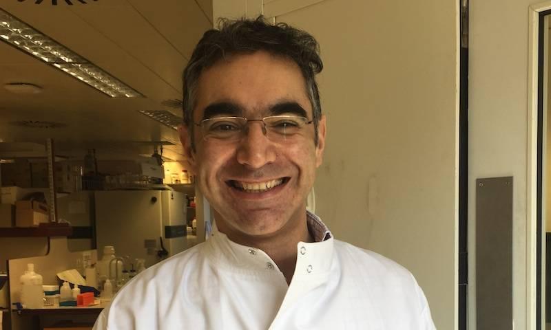 Dr Mahdad Noursadeghi