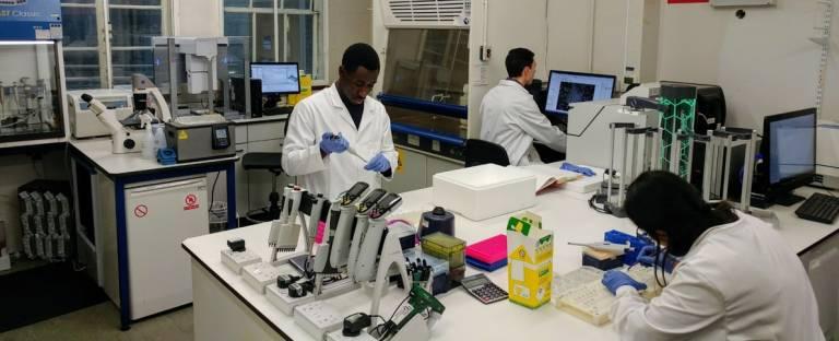 Biology lab DDG