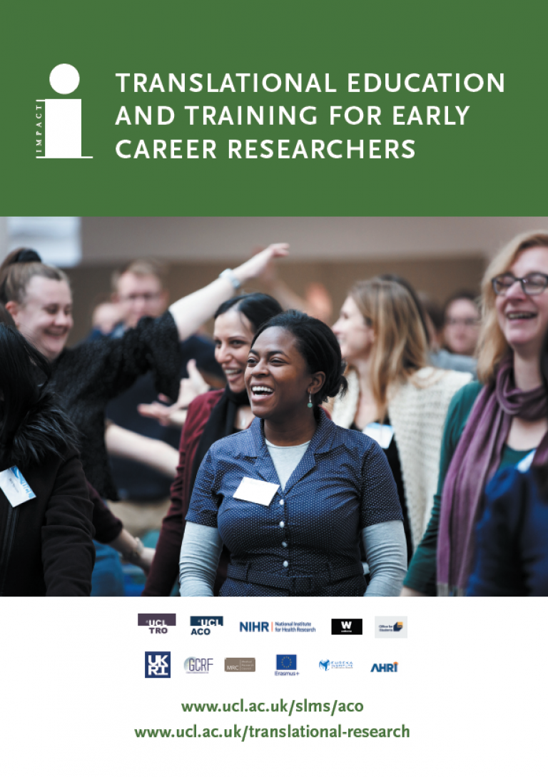Impact Early Career Researcher article cover