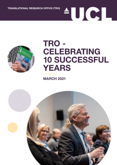TRO report front cover