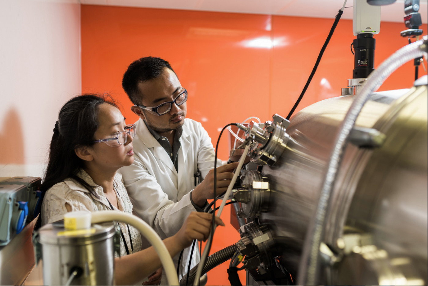 Advanced Propulsion Lab Ucl East Ucl University College London