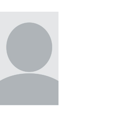 Blank profile silhouette