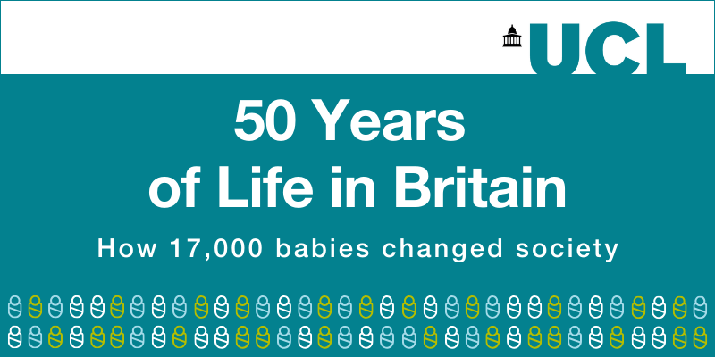 50 years of life in Britain podcast cover