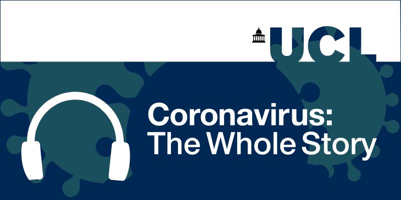 Coronavirus podcast cover