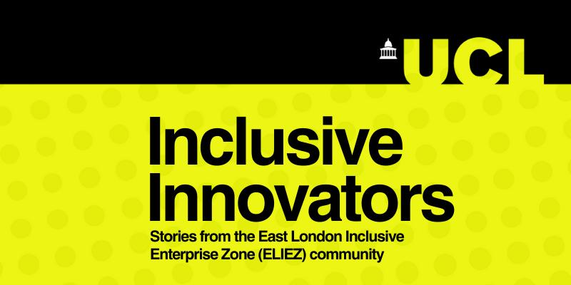 Inclusive Innovators Podcast logo
