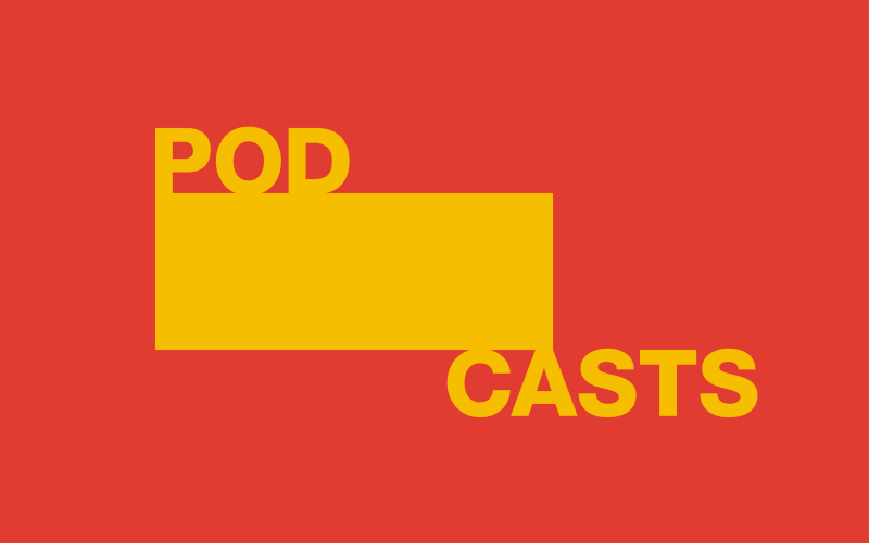 Podcasts tile