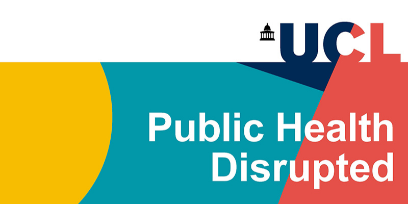 Public Health Disrupted podcast logo