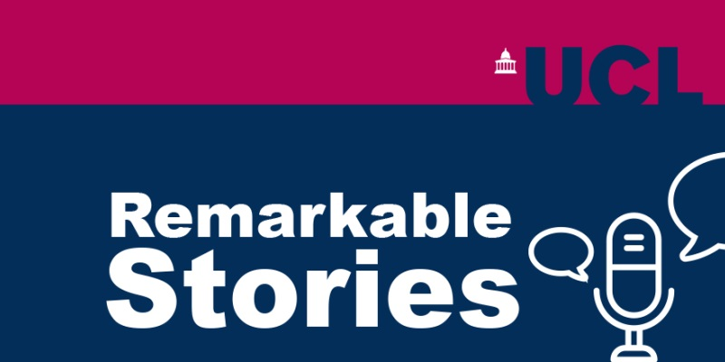 Remarkable Stories podcast cover