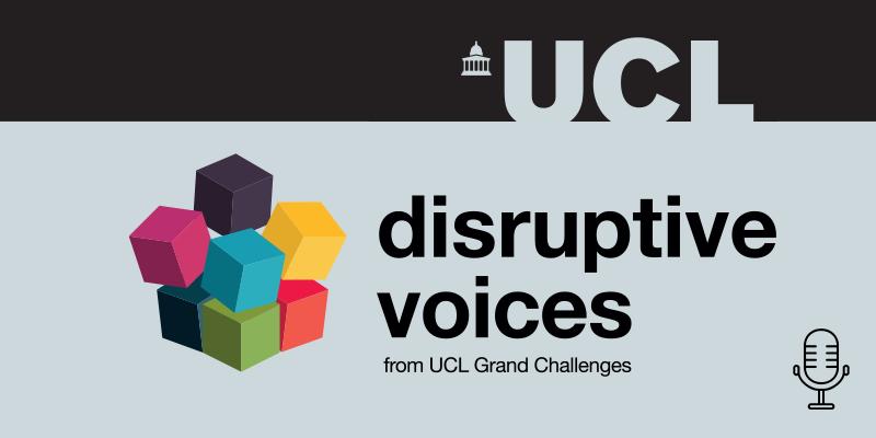 Disruptive Voices Podcast thumbnail