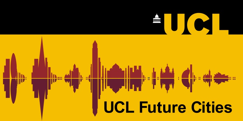 UCL Future Cities - podcast cover