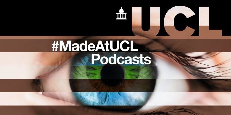 MadeAtUCL podcast cover
