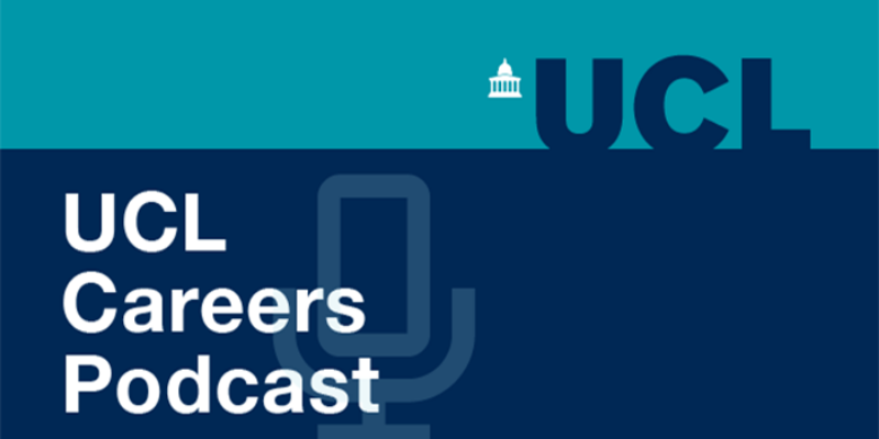 UCL Careers Podcast logo