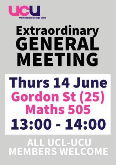 EGM 14th June