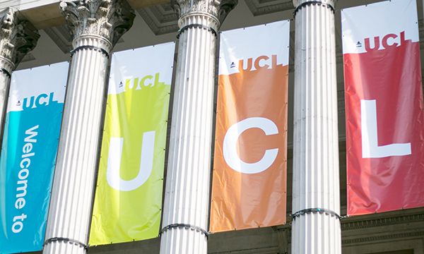 Welcome to UCL flags