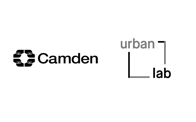Camden Council and UCL Urban Laboratory logos