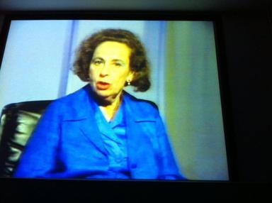 Ruth Glass footage