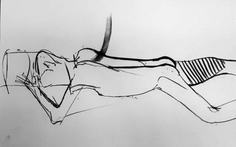 Bareback Museum: Life Drawing Performance Workshop on Intimacy and Sexual Health