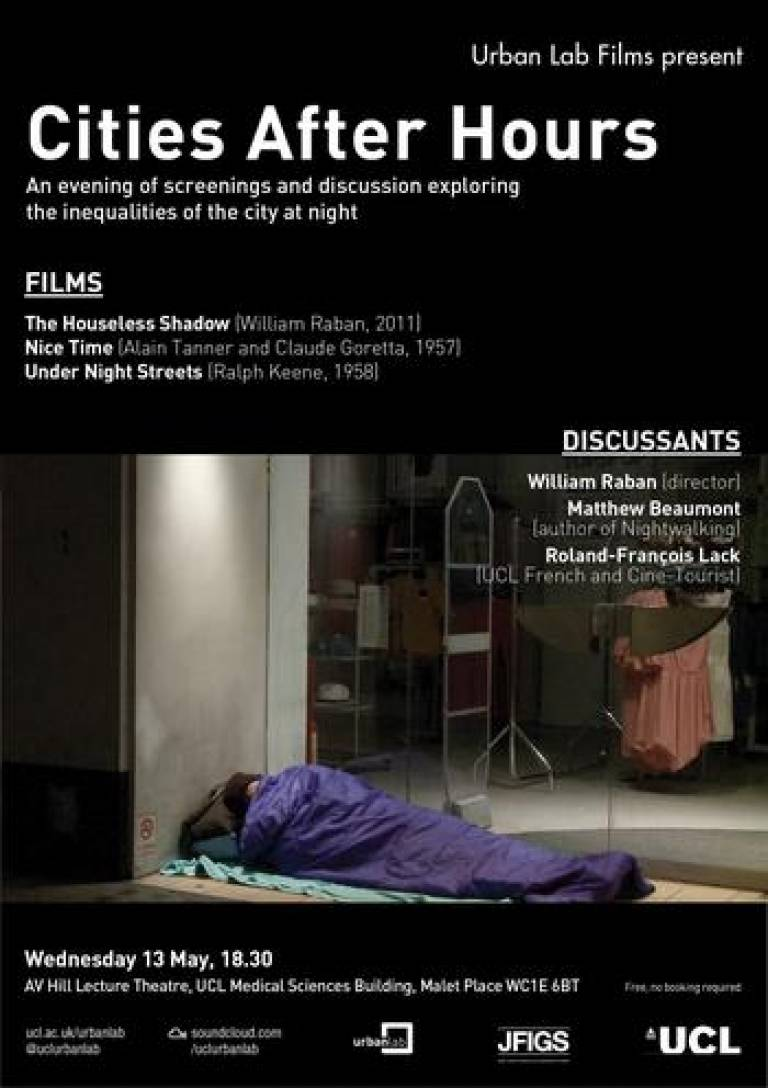 Urban Lab Films: Cities After Hours