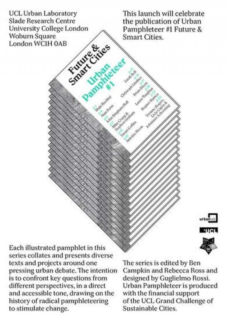 Urban Pamphleteer 1
