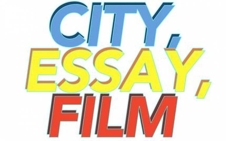 City, Essay, Film
