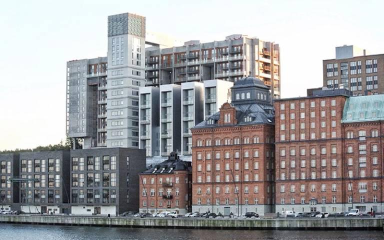 High-rise housing