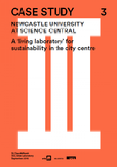 Case Study 3 - Newcastle University at Science Central (pdf)